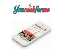 You cook for me App