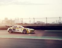 SLS AMG GT3 - Customer Sports