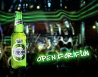 """Tuborg """"Opening"""", TV 2008"""
