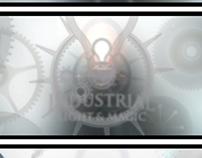 ILM 2010 VFX Reel - title graphics