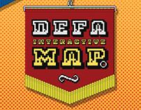 DEFA map 2005