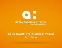 Artevelde GDM Interviews
