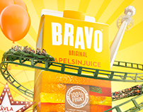 CGI Bravo Juice