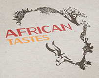 African Tastes LOGO (for Feedbackmedia)