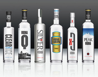 The Vodka Series Design