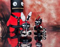 2 Obsessions: Art Toy: Goddesses...Dominatrix