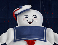 Stay Puft! Marshmallow Man