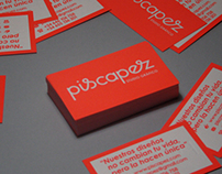 Piscapez Studio Cards