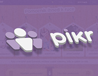 Pikr - microjob service