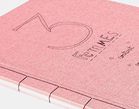 Hand-made book