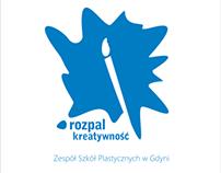 Zespół Szkół Plastycznych w Gdyni - Logo