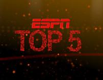 ESPN TOP GOALS