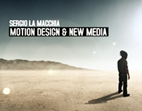 Sergio La Macchia - Showreel 2010