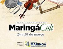 I Semana de Cultura 2014 - MaringáCult