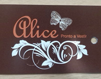 Alice Pronto a Vestir