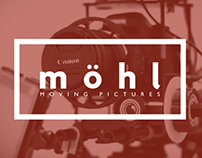 Corporate Identity: Möhl - Moving Pictures