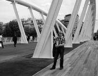 Inaugurazione Ponte della Musica - ROMA