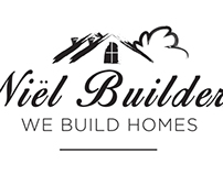 Niel Builders Logo Design