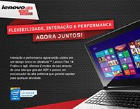 Lenovo - UltrabookT Flex 14