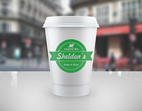 Sheldon's tea brand