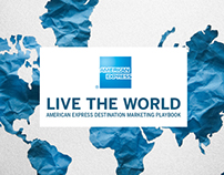 American Express - Live The World Playbook