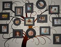 Family Tree Photo Album