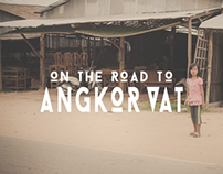 On the Road to Ankgor Vat