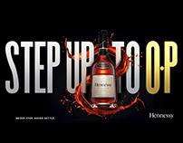 Hennesy - Step Up to O·P