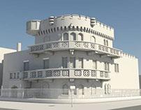 Proyecto de arquitectura 2012