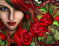 Garden of Beauty   2011 Calendar Project