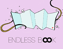 Endless book project / Illustration