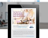 NEWSLETTER | Newsletter informativo: PayPal