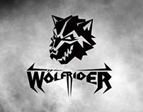 Wölfrider Logo (2014)