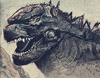 Godzilla - Poster Posse Project