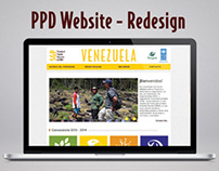 PPD - Website Redesign