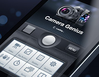 Camera Genius App Interface