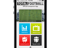 Total Football Mobile App