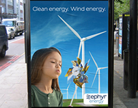 Zepher Energy ad campaign
