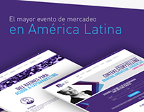 Sitio web // Expomarketing 2014