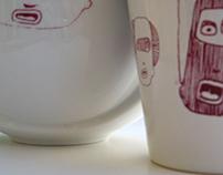 Printed Porcelain