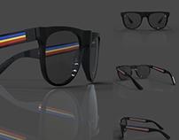 Sunglasses Design (Personal Project)
