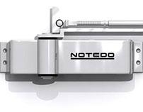 Door closer for Notedo