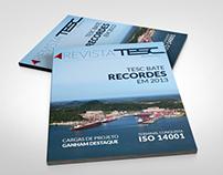 Revista TESC - Balanço Anual