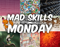 Mad Skills Monday for ShellsuitZombie