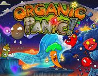 Organic Panic Posters
