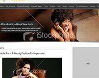 Fullscreen Video One-Page WordPress Theme