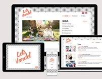 LET'S VONDEL WITH FASHION - APP
