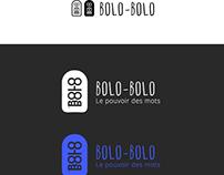 Création du logo de la société Bolo-Bolo