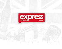 Polish express - redesign