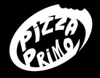 Pizza Primo Branding